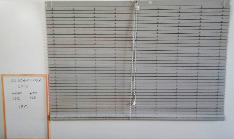 Persianas Alicante, Stor, Carpinter�a