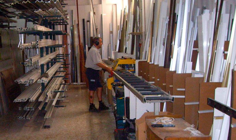 Carpinteria de aluminio en alicante persianas guardiola for Carpinteria aluminio