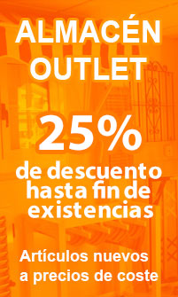 Outlet de persianas