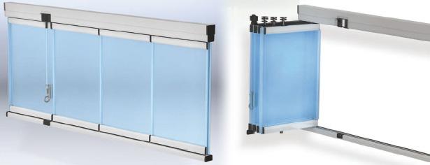 Cerramientos terrazas for Cerramientos de vidrio para interiores